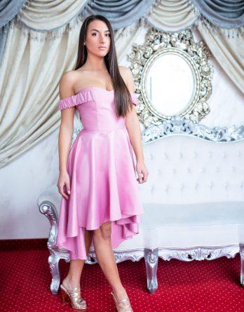 rochie de seară tafta